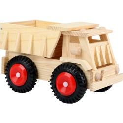 LKW mit Kunststoffrädern