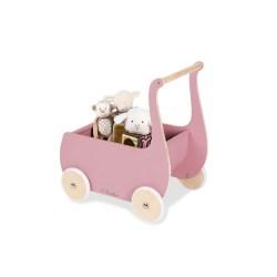 Puppenwagen 'Mette', rosa