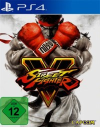 Street Fighter 5 - Day One Edition - Steelbook - PS4