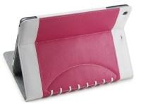 Noratio Smart Cover - Football Style für Apple iPad Air - rosa