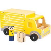 Spielauto Paketdienst XL