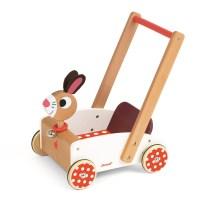 Wagen Hase Crazy Rabbit (Holz)