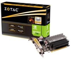 Zotac GeForce GT 730 4GB DDR3 - 1x VGA 1x DVI 1x HDMI