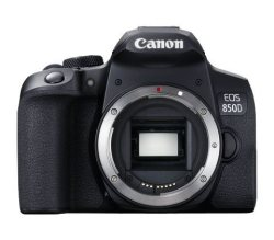 "Canon ""EOS 850D"" Spiegelreflexkamera (24,1 MP, Bluetooth, WLAN (WiFi)"