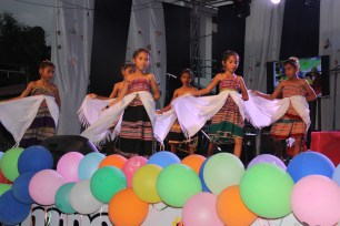 Traditional Timorese dance. © UNICEF Timor-Leste