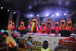 Traditional Timorese dance. © UNICEF Timor-Leste