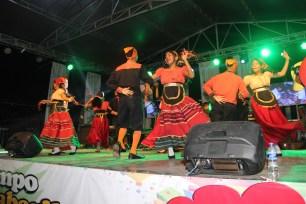 Traditional Portuguese dance. © UNICEF Timor-Leste