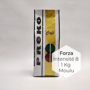 Café Forza Moulu 1kg