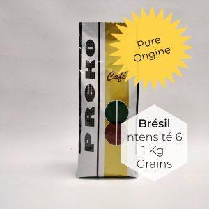 Café Pur Brésil – Ferme Condado – 1kg Grains