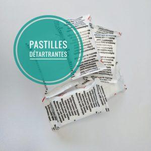 Pastilles Détartrantes Machine à Café (5p)