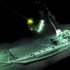 Брод од Aнтичка Грција пронајден на дното на Црното Море