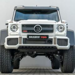 Brabus 700 4×4² Final Edition е идеалната G класа