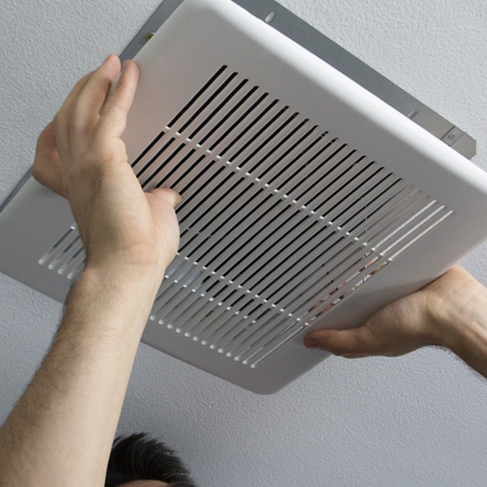 ventilation and heating parker ryan