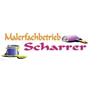 Logo Malerfachbetrieb Scharrer