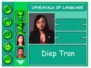 Panelist card for Diep Tran