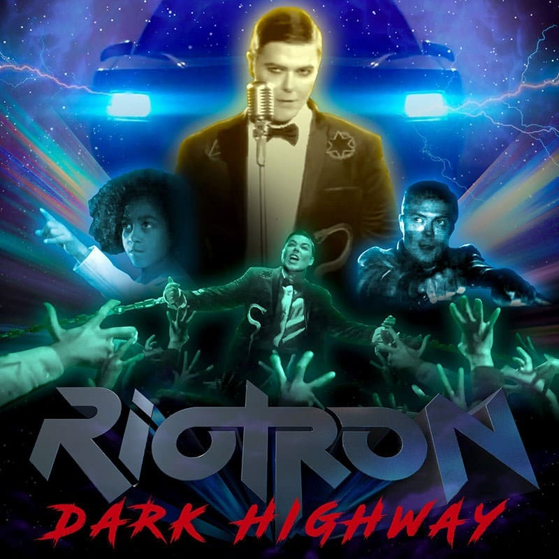 """Riotron Returns With Halloween-Themed Video for """"Dark Highway""""   Prelude  Press"""