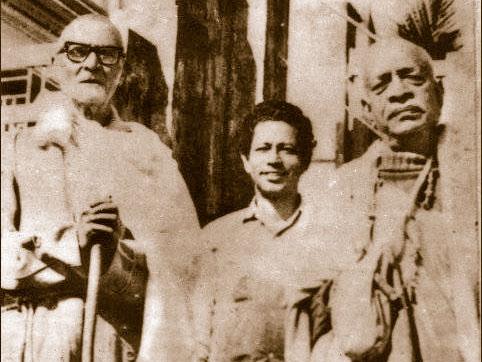Srila-Govinda-Maharaj-with-Srila-Sridhar-Maharaj-and-Srila-Swami-Maharaj