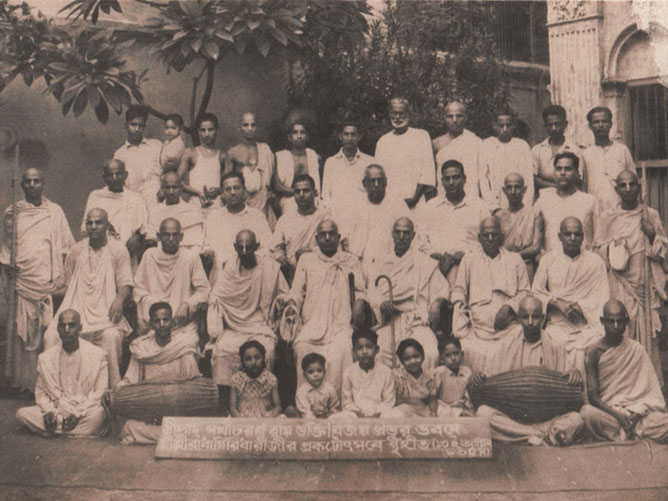 Gurudev-Young-Mrdanga
