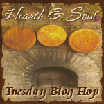 Hearth and Soul blog hop at Zesty South Indian Kitchen