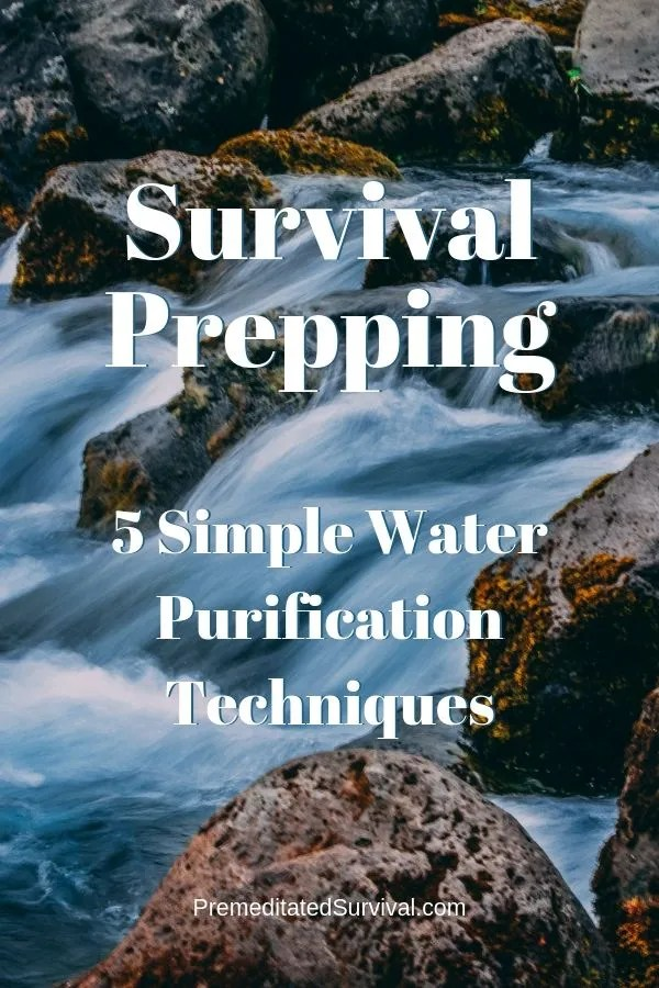water purification techniques