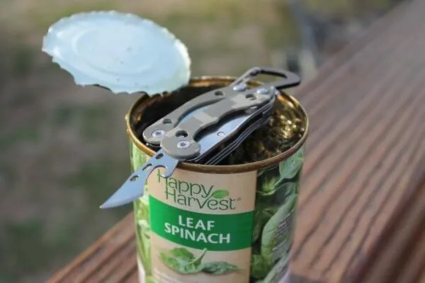 How to Use A Multi-Tool Can Opener