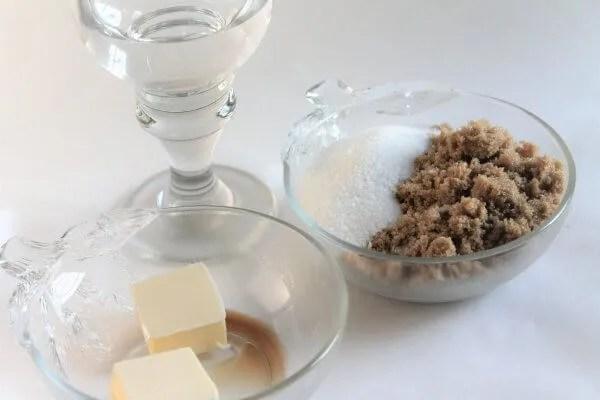 pancake syrup ingredients
