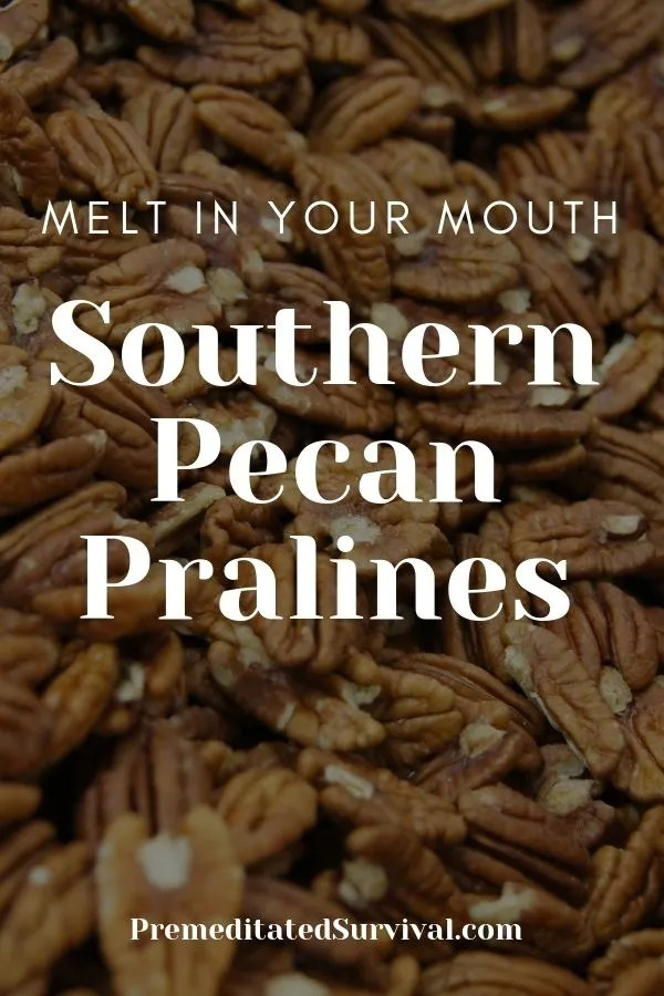 how to make pralines 3