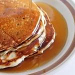 homemade pancake syrup