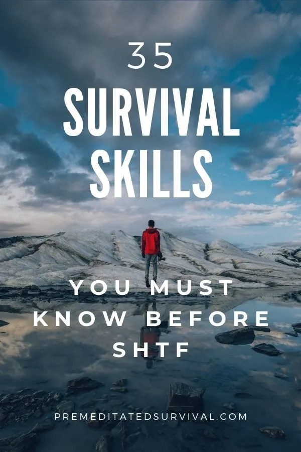 survival skills for shtf