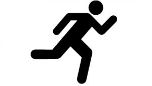 Logo runner
