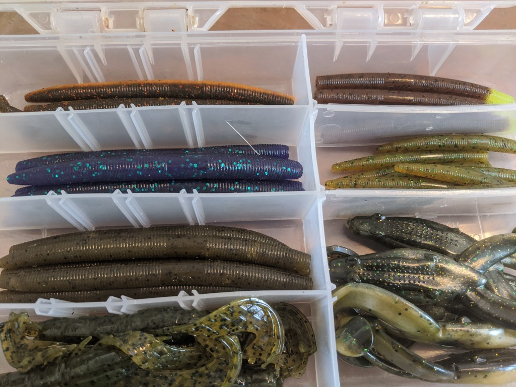Soft Plastic Bass Lures