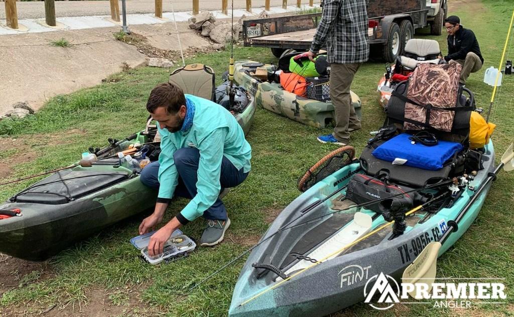 Kayak Fishing_Equipping Your Kayak