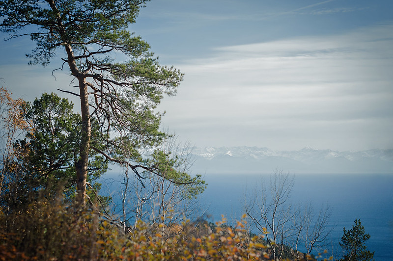 Largest Lake in the World_Lake Baikal