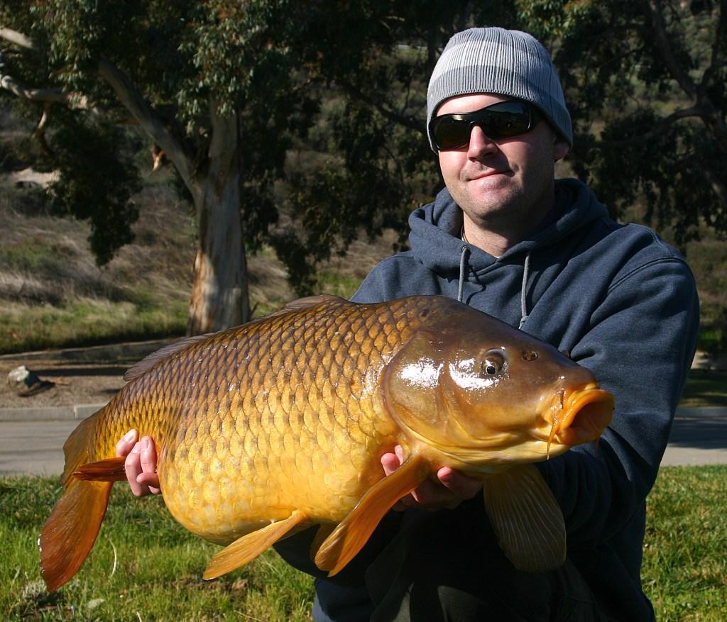 Evan_Carp Fishing