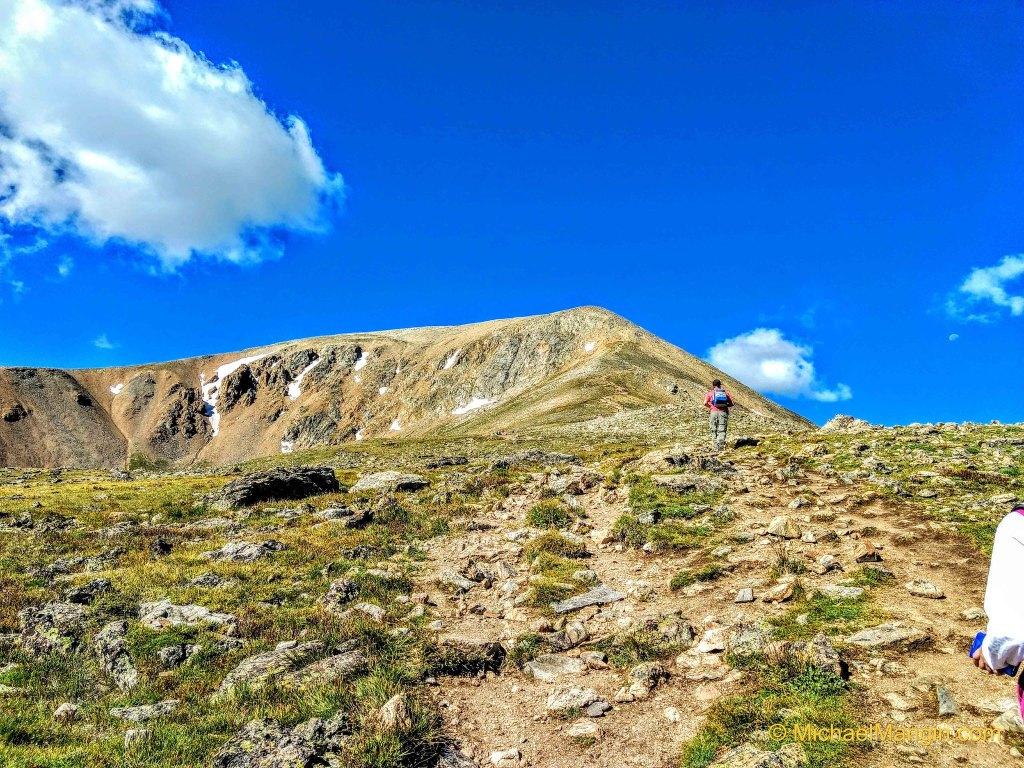 North Mount Elbert Trail