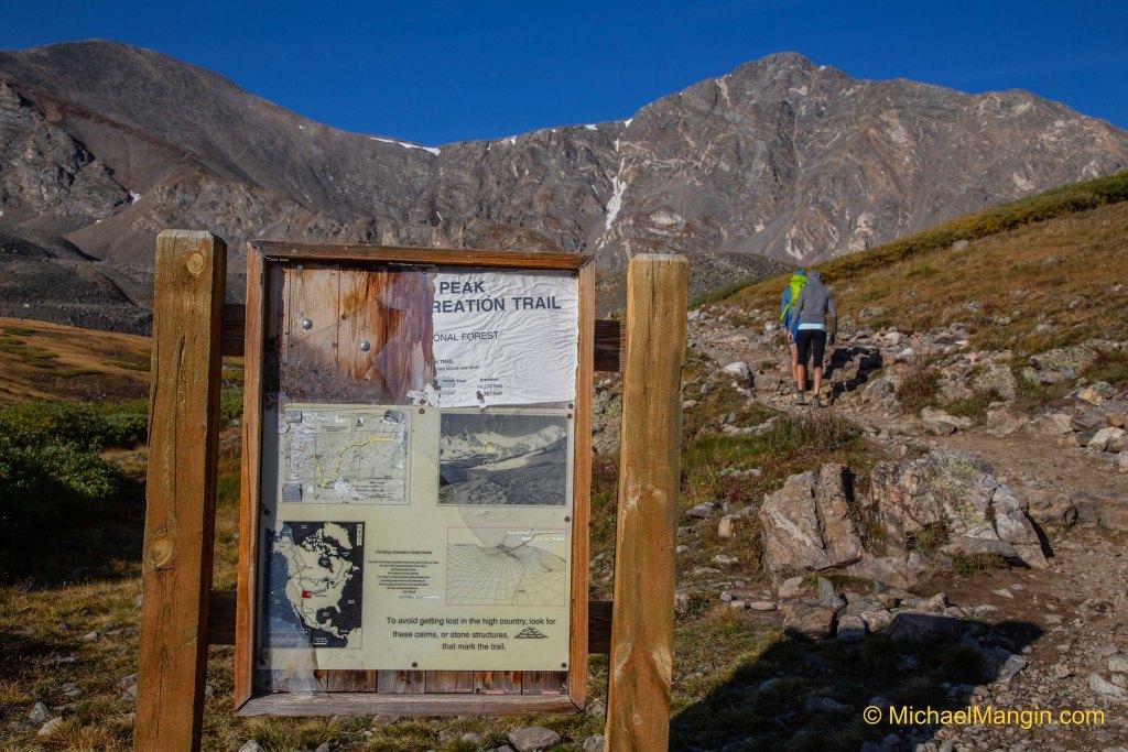 Grays and Torrey Peak Hiking