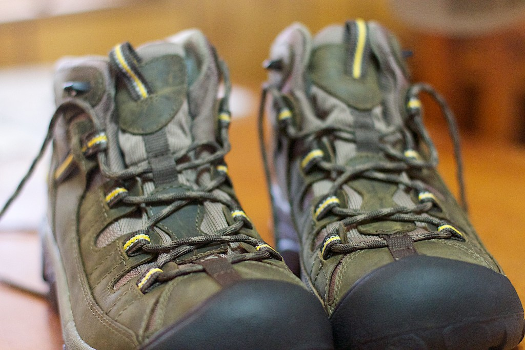 Choosing the Best Hiking Shoes and Boots