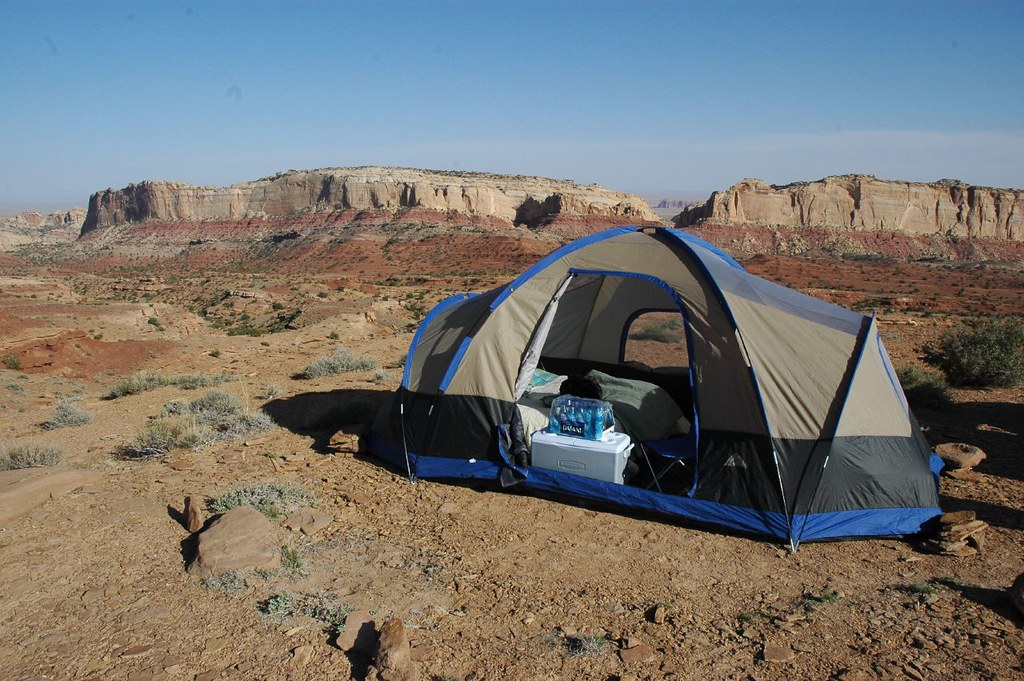 Choosing the Best Tent for Camping