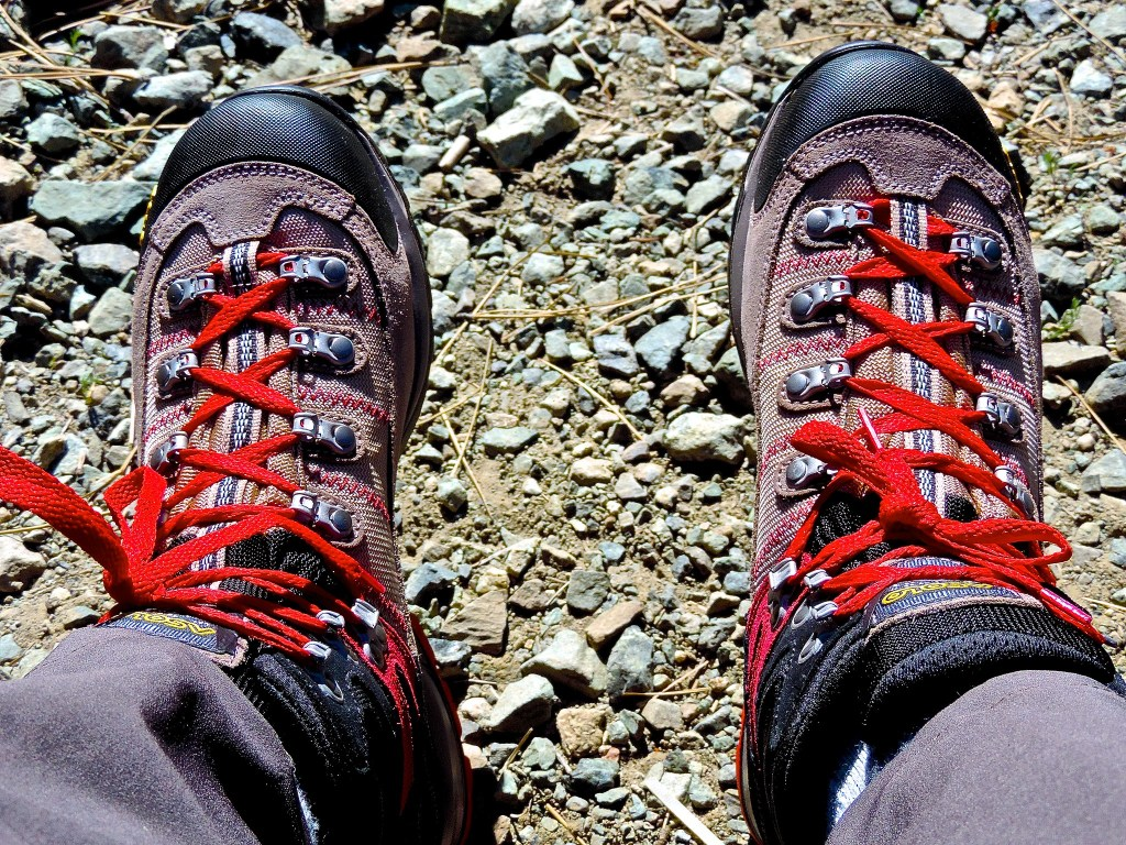 New Hiking Boots