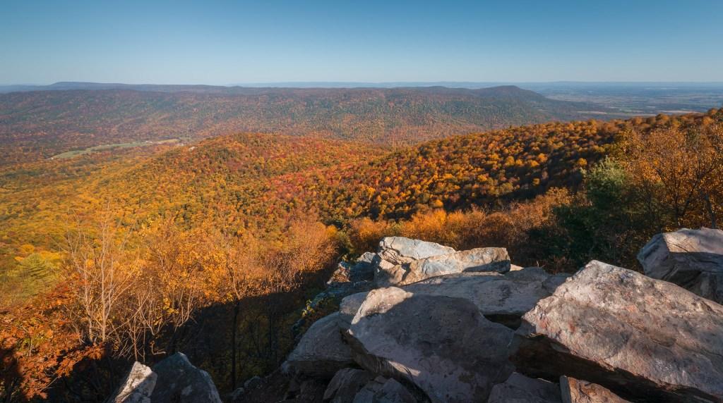 Pennsylvania Blue Mountains