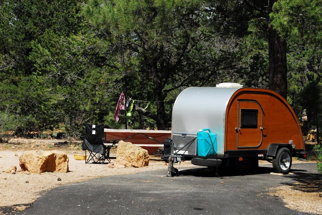 RV Camping at Grand Canyon National Park