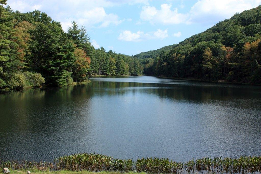 Watoga Lake