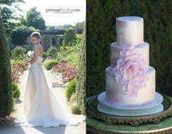 Wedding gown by Angel Sanchez