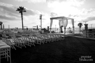 Wedding Ceremony complete with Jewish Chuppah