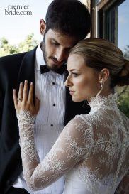 Jewish bride and groom married in Israel