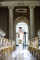 convertible wedding gown