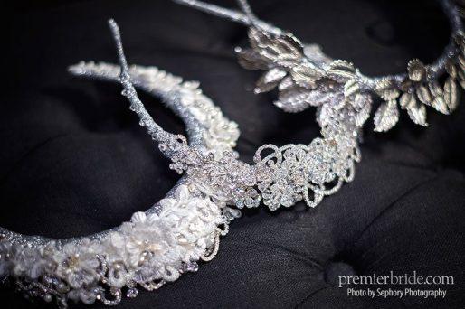 Bohemian Bridal Crowns