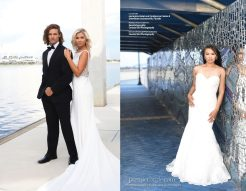 Love Bridal Boutique, Black Tie Formal, Bridals & More, photos by becphotography
