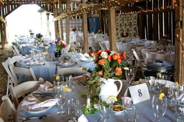 The Latest in Wedding Colors and Decor for Rentals