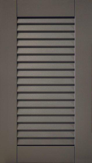 Gray Slate Texture Louver
